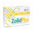 Zolid Plus Tab 15mg/500mg 28's