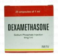 Dexamethasone Inj 4mg 25Ampx1ml (Venus)