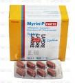 Myrin-P Forte Tab 10x8's