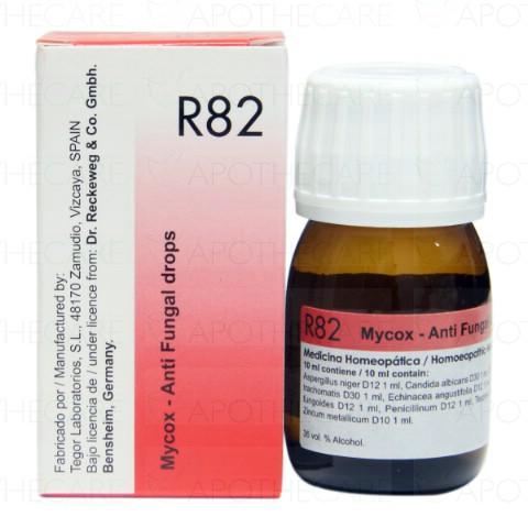R-82 Anti Fungal Drops (Mycox) 30ml