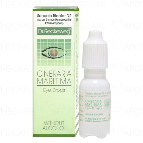 Cineraria Martima Eye Drops 1's