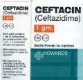 Ceftacin IM/IV Inj 1g 1Vial