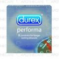 Durex Performa Condom 3's