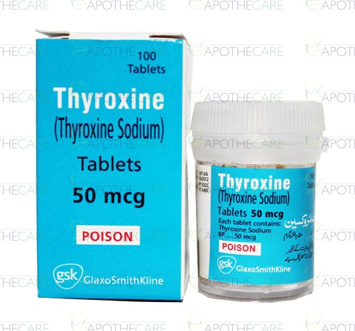 Thyroxine Sodium Tablets Ip 50 Mcg Side Effects Gain De Poids