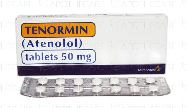 Atenolol Dosage For Anxiety