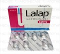 Lalap Tab 100mg 14's