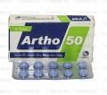 Artho-50 Tab 50mg/200mcg 20's