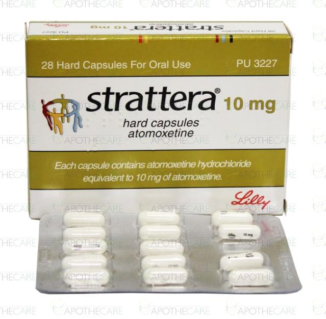 Strattera Medication Side Effects