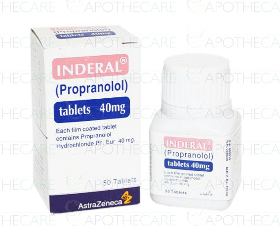Inderal 40 mg Price Canada