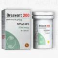 Breavent Rotacaps 200mg 30's
