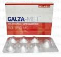 Galza-Met Tab 50mg/850mg 14's