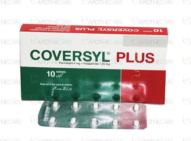 Coversyl Plus 4 Mg 1 25 Mg Preço