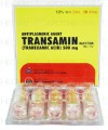 Transamin Inj 500mg 10Ampx5ml