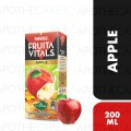 Fruita Vitals Apple Nectar-200Ml