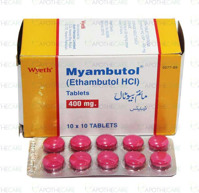 Myambutol 400 Mg