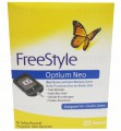 Freestyle Optium Neo Meter Kit with 5 Strips