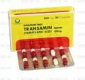 Transamin Cap 500mg 20's