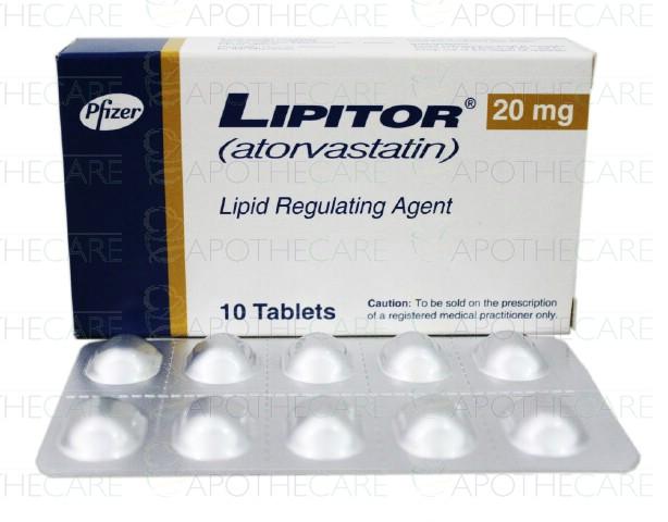Lipitor yt 40mg side effects
