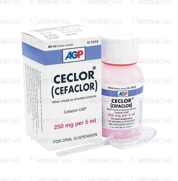 Ceclor Medication