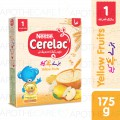 Cerelac Yellow Fruits 175g