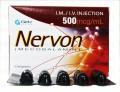 Nervon IM/IV Inj 500mcg 10Amp