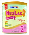 Neo-Lac 2 Milk Powder 400g