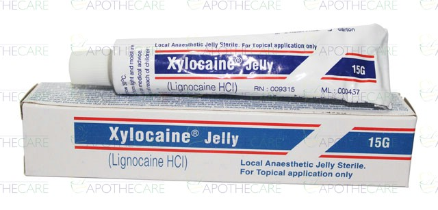 xylocaine gel 6