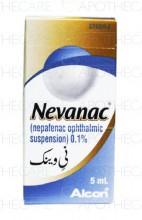 Nevanac Drops 0.1% 5ml