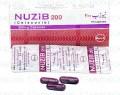 Nuzib Cap 200mg 10's