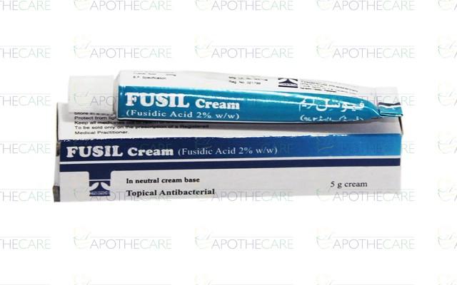 Fusil Cream 2% 5gm