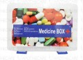 Medicine Box Empty Medium 1's Model P-10 (Transparent)