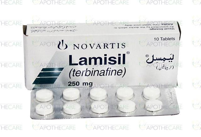 Terbinafine 250 Mg Tab Cam