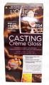 L'Oréal Paris Casting Hair Colour Gloss (Toffee Delice 6.354) Cream 1's