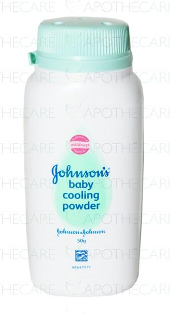 Johnson S Baby Cooling Powder 50g