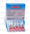 Imatet Inj 40IU 10Ampx0.5ml