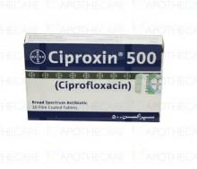Ciprofloxacin formamide structure