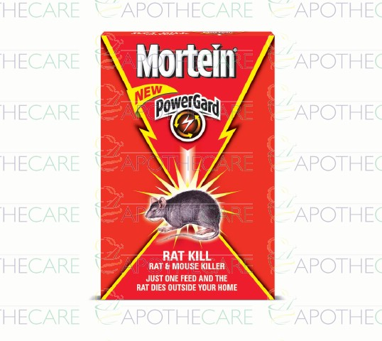 how to use mortein rat kill